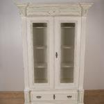 German Antique White Dresser, 1900s