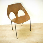 Model C3 Side Chair by Carl Jacobs & Frank Guille for Kandya, 1950s