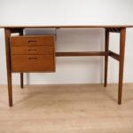 Mid-Century Danish Teak Desk, 1960s (Kopia)