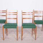Komplet czterech krzeseł, G-Plan, Wielka Brytania, lata 60.