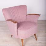 Mid-Century Club Armchair, 1960s,