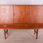 Highboard, Farso, Dania, lata 60.