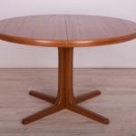 Mid Century Teak Dining Table by Oluf Th. Larsen , 1960s
