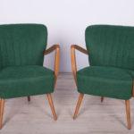 Para foteli, Niemcy, lata 50.