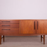 Mid-Century Walnut Sideboard from Nathan, 1960s
