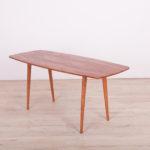 Ash Coffee Table by B. Landsman i H.Nepozitek for Jitona Soběslav, 1960s