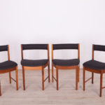 Mid-Century Teak Dining Chairs Model 4103  from McIntosh, 1960s, Set of 4