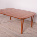 Mid-Century Cherrywood Cofee Table by Severin Hansen for Haslev Møbelsnedkeri, 1960s