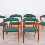 Dining Chairs by Johannes Andersen for Broderna Anderssons, 1963, Set of 6