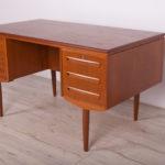 Mid Century Desk by J. Svenstrup for A.P Mobler, 1960s