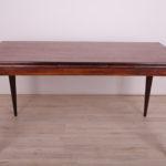 Model 254  Rosewood Table by Niels O. Møller for J.L. Møllers , 1950s