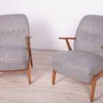 Para foteli, Szwecja, lata 70.