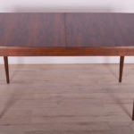 Mid-Century British Rosewood Dining Table, 1960s