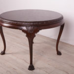 Antique Chippendale Dining Table