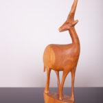 Antelope figurine, Great Britain, 1960s