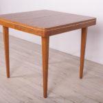Rozkładany stół, proj. B. Landsman, Jitona, Czechosłowacja, lata 60.