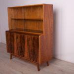Cabinet with Bookcase by Hubert Nepozitek & Bohumil Landsman for Jitona, 1960s