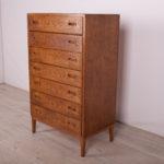 Mid-Century Danish Oak Dresser, 1960s