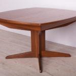 Stół rozkładany, Wielka Brytania, lata 60.