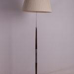 Rosewood Floor Lamp, 1960s