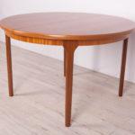 Rozkładany stół, McIntosh, Wielka Brytania, lata 60.