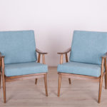 Vintage Armchairs from Ton Czech, 1960s, Set of 2