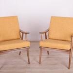 Para foteli, TON, Czechosłowacja, lata 60