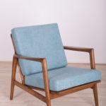 Armchair 300-139 by Swarzędzka Furniture Factory, 1960s