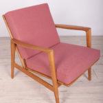Fotel 300-139, Swarzędzka Fabryka Mebli, Polska, lata 60.