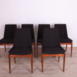 Hamilton Teak Dining Chairs  by Robert Heritage for Archie Shine, 1960s, Set of 6