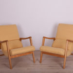 Armchairs Model 411 Siesta by Victor Wilkins for G-Plan, 1960s, Set of 2