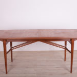 Mid century Teak Extendable Dining Table by Robert Heritage for Archie Shine, 1960s,