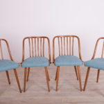 Dining Chairs by Antonin Suman for Ton, 1960s, Set of 4