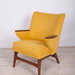 Fotel, Dania, lata 50.